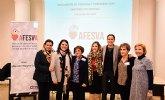 Presentación de la nueva asociación AFESVA para dar cobertura a los familiares y personas con enfermedad mental
