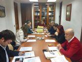 La Junta de Gobierno Local de Molina de Segura aprueba dos convenios de colaboración en materia de Bienestar Social
