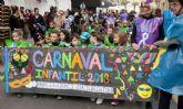 La Policía Local de Cartagena aumentará la seguridad vial en los desfiles de Carnaval de 34 colegios del municipio