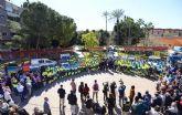 La revolución ADN llega a todas las plazas y jardines de El Carmen, con 1.500 acciones y la activación social de los vecinos