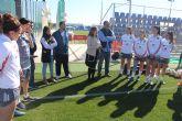 La Selección Española Femenina sub19 de fútbol se concentra en San Pedro del Pinatar
