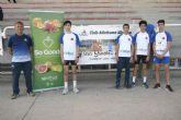 El Club Atletismo Alhama brilla en las finales regionales sub18 y de categor�as menores