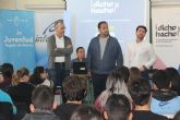 El programa de participación juvenil 'Dicho y Hecho' arranca en San Pedro del Pinatar