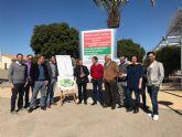 Obras de mejora y rehabilitación de la Plaza de la Constitución y jardín Ricardo Sanmartín, y pavimentación de viales en Balsicas