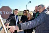 Licitadas las obras de mejora de la carretera que conecta El Palmar con Alcantarilla y el Polígono Industrial Oeste, por la Comunidad Autónoma con un coste de 1,3 millones de euros