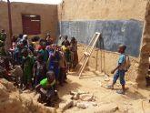 Cena solidaria para construir tres aulas en un colegio de Mali