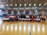 El Colegio Reina Sof�a particip� en la Final Regional de B�dminton de Deporte Escolar