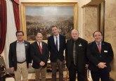 La Confederación Española de Sociedades Musicales aborda con los presidentes de las comisiones de Cultura y Hacienda del Senado la situación del colectivo