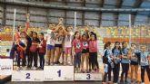 La categoría benjamín de Jugando al Atletismo vuelve a batir su record en participación