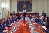 Campo explica ante el Pleno del CGPJ las líneas generales de Justicia 2030