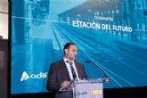 Ábalos afirma que la estación de Chamartín será paradigma europeo de estación sostenible, conectada y lugar de convivencia para la ciudadanía