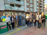Los vecinos de La Flota estrenarán mañana viernes el nuevo servicio de recogida de residuos orgánicos