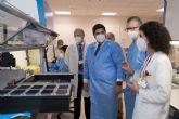 La Región de Murcia ya dispone del sistema que permitirá realizar 6.000 PCR en un solo día