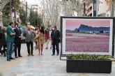 Una exposición sobre la floración en Cieza que aúna calidad fotográfica y excelencias paisajísticas