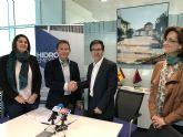 El Ayuntamiento de Torre Pacheco e Hidrogea acuerdan continuar con el Fondo Social