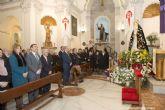 La virgen de la Soledad volvio el domingo al Monte Calvario