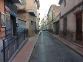 Se suspende el acto de nominación de la calle Celia Carrión Pérez de Tudela, en el tramo urbano de la calle San Cristóbal que inicialmente se había considerado
