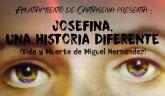 Josefina, una historia diferente, vida y muerte de Miguel Hernandez homenajea al poeta en El Batel el dia del aniversario de su muerte