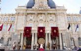 El Lavatorio de Pilatos volvera a escenificarse en el Palacio Consistorial