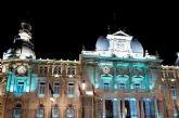 El Palacio Consistorial se teñira de azul por el autismo