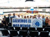 CTSSP exigirá junto a los colectivos vecinales la Ley Integral del Mar Menor
