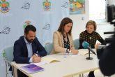 El convenio firmado entre Ayuntamiento y Televida