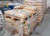 La Guardia Civil desmantela un grupo delictivo dedicado a la distribución de fertilizantes que dañaban los sistemas de regadío