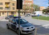 La Guardia Civil detiene a un vecino de Cieza que eludió un control policial y se dio a la fuga