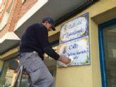 El Ayuntamiento cambia esta semana cinco de las nueve calles con referencias franquistas del callejero