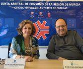 Campaña en el municipio para que los comercios se adhieran al sistema de arbitraje de consumo