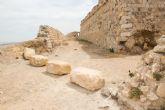 Cortado el acceso rodado al Castillo de los Moros para evitar expolios