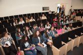 Blue Jeans mantiene un encuentro con sus lectores en Mazarrón