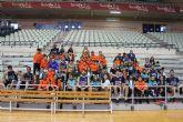 El Colegio Herma visita al UCAM Murcia CB