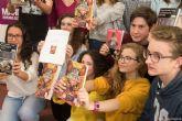 Cristina Fernandez Cubas y Alvaro Garcia Hernandez se alzan con los Premios Mandarache y Hache 2018