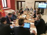 Las pedanías concentrarán el 80% de las obras de Aguas de Murcia en el periodo 2018-2019