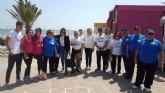 Familia financia este año con unos 800.000 euros la atención a las personas mayores de San Javier