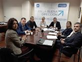 El gobierno regional invertirá 241.164,05€ en las actuaciones de control de salinidad del colector general norte de saneamiento de Molina de Segura