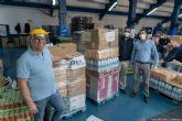 Las empresas Plus Lideragua y Voladuras Carthago donan 2 toneladas de alimentos