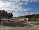 Comienza la segunda fase del plan de parcheado en las calles de Los Alcázares