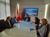 Ayuntamiento y empresarios del Polígono colaboran para mejorar las prestaciones del Parque Industrial Oeste