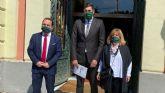 El GM VOX Murcia pedirá el levantamiento de las restricciones en el próximo pleno