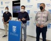 Santiago de la Ribera acoge el primer Campeonato regional en Aguas Tranquilas desde el inicio de la pandemia