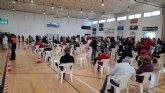 Cánovas: 'El jueves se reincidan las vacunaciones en Totana'