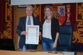 El Hospital de Molina presenta la 4ª Semana del Hospital y recibe un reconocimiento institucional del Ayuntamiento de Molina de Segura
