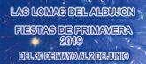 Las Lomas del Albujón celebran sus Fiestas de Primavera 2019