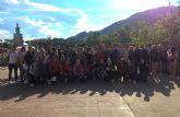 Un centenar de jóvenes torreños disfrutan de un viaje subvencionado a Terra Mítica