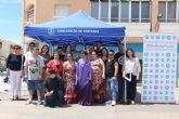El programa de Radio Pinatar y Aidemar 'La Pecera' cierra temporada en la plaza de la Constitución