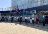 Las Torres de Cotillas guarda un minuto de silencio en recuerdo de las víctimas de la Covid-19