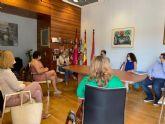 El Ayuntamiento felicita a la Asociación de Ucranianos de Murcia en su 15 aniversario