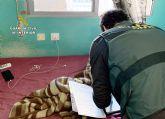 La Guardia Civil detiene a un joven por  delito de corrupción de menores
